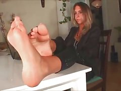 Hot Milfs with Sexy feet