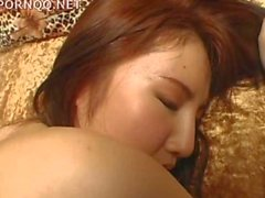 Asian teen girl gets fucked