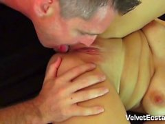 Horny MILF gets Fucked, Rimmed and Pissed On!