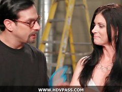 HDV Pass Milf Busters India Summer Fucked with Cumshot