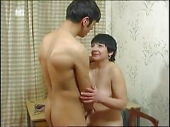 Russian Mature and Boy Part 4
